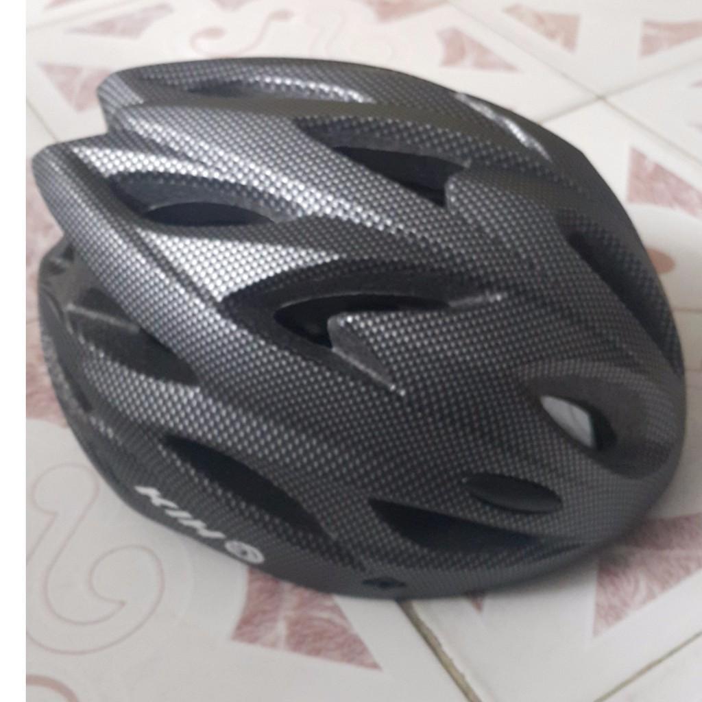 Nón bảo hiểm xe đạp thể thao KIH  - thời trang và tiện dụng