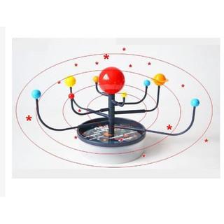 Đồ chơi mô hình lắp ráp các hành tinh xung quanh mặt trời