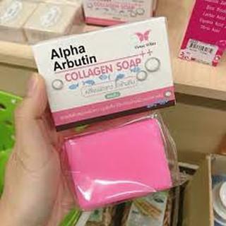 Xà bông alpha arbutin 3plus collagen -thaiLAND thumbnail