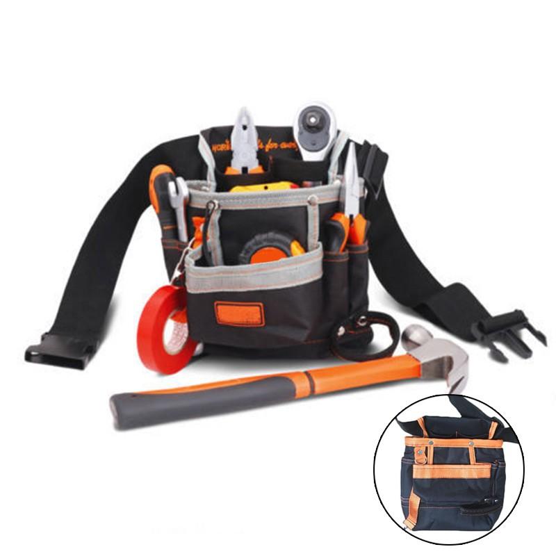Túi đeo hông 7 ngăn đựng đồ nghề của thợ điện chuyên dụng