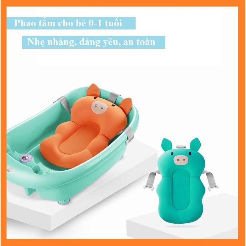 Phao tắm an toàn cho bé, phao cho trẻ sơ sinh đến 1 tuổi