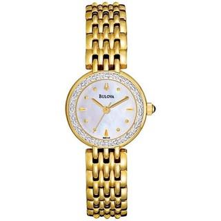 Đồng hồ Nữ Bulova Dây Kim Lọai 98R148 thumbnail