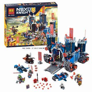 Lego NEXO KNIGHTS 10490 PHÁO ĐÀI HIỆP SĨ TƯƠNG LAI