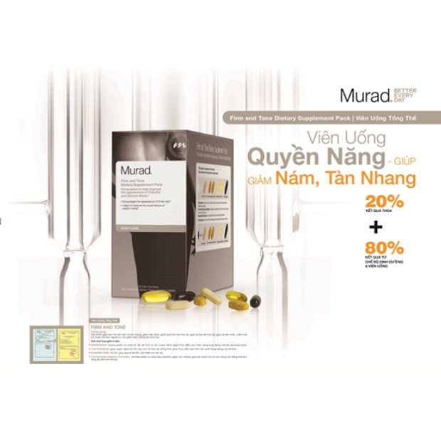 Viên Uống Tổng Thể, Giảm Nám Firm And Tone Dietary Supplement Pack - 2685695 , 863079530 , 322_863079530 , 3800000 , Vien-Uong-Tong-The-Giam-Nam-Firm-And-Tone-Dietary-Supplement-Pack-322_863079530 , shopee.vn , Viên Uống Tổng Thể, Giảm Nám Firm And Tone Dietary Supplement Pack