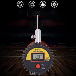 Manual Handheld Pointer Digital Display Sports Accessories Ball Barometer