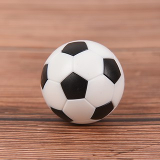 fad 2 Pcs 32mm Foosball Table Football Plastic Soccer Ball Soccer ball Sport Gifts craving
