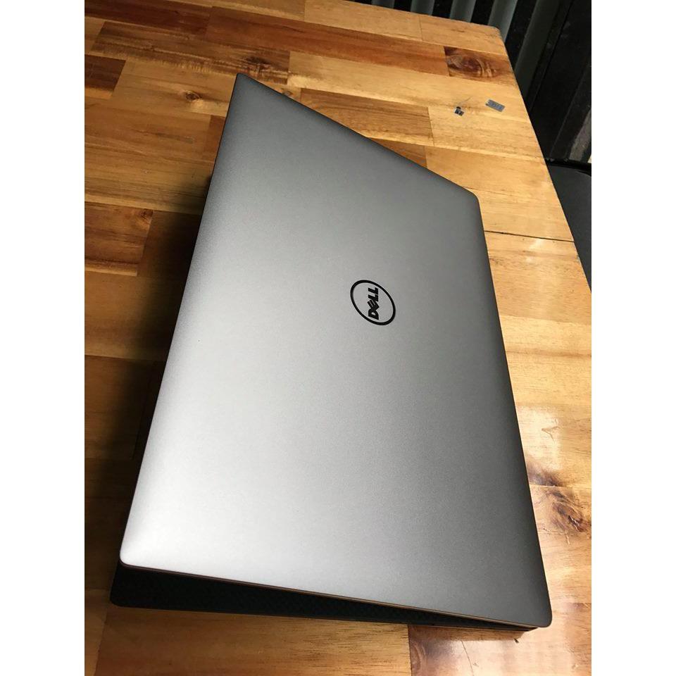 Laptop Dell Precision 5510, i7 6820HQ, 16G, 256G, M1000M, 4k, Touch Giá chỉ 28.900.000₫
