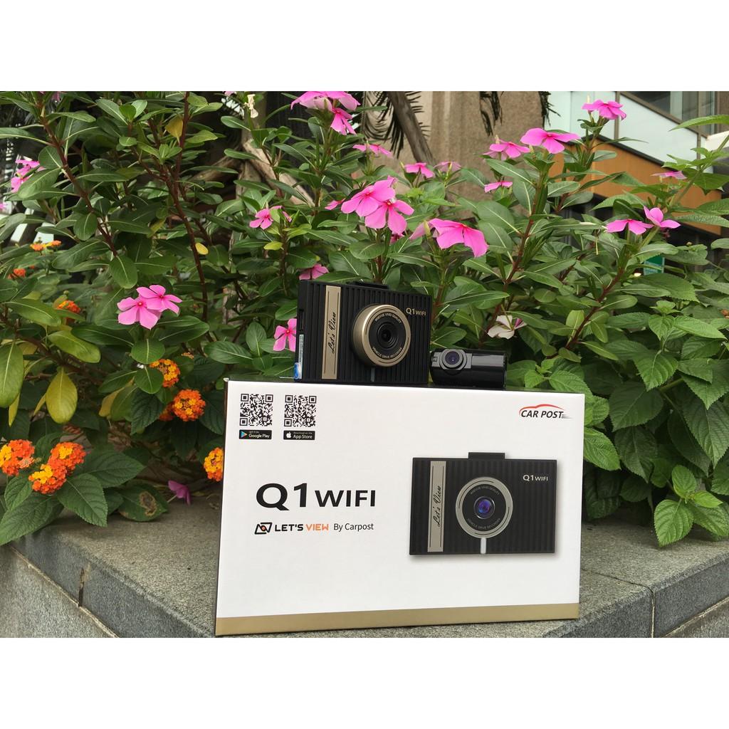 Camera hành trình Let's View Q1 WIFI - QHD - ADAS