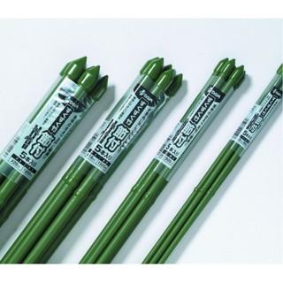 Full size – Ống tre thép bọc nhựa IBO – Thanh giàn leo làm giàn hoa hồng leo, giàn lưa lưới, cà chua