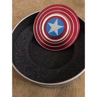 Spinner Khiêng Captain america kim loại cao cấp cho bé siêu tiện dụng
