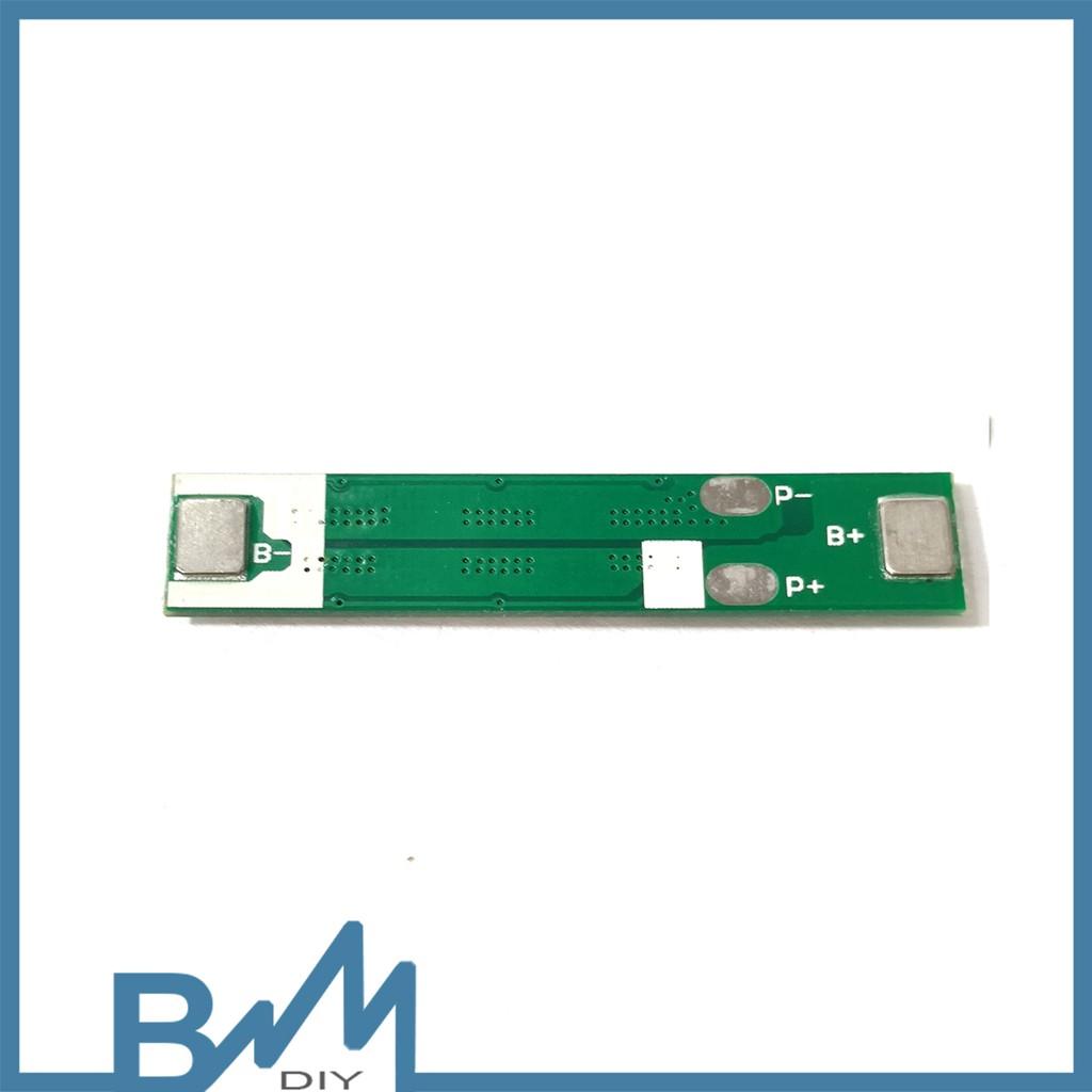 Mạch sạc và bảo vệ pin Lithium 1S 12A