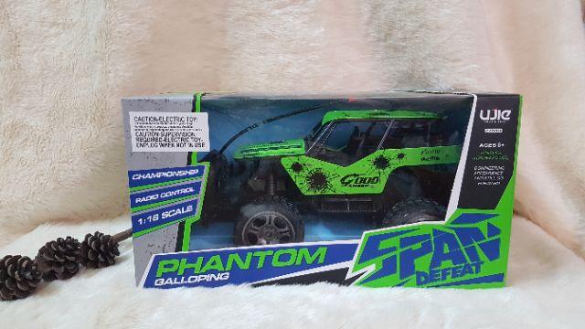 Xe điều khiển từ xa Phantom