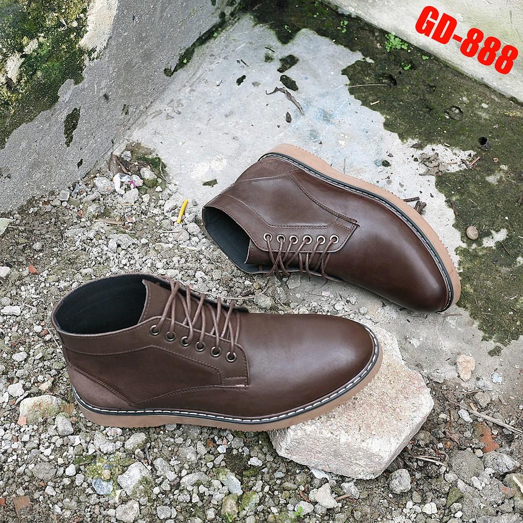 Giày da thật tăng chiều cao SMARTMEN GD-888 (Nâu đế vàng) - 3281952 , 701651163 , 322_701651163 , 880000 , Giay-da-that-tang-chieu-cao-SMARTMEN-GD-888-Nau-de-vang-322_701651163 , shopee.vn , Giày da thật tăng chiều cao SMARTMEN GD-888 (Nâu đế vàng)