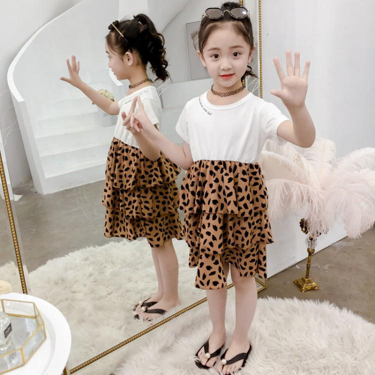High-end fashion fabric dress for lovely baby