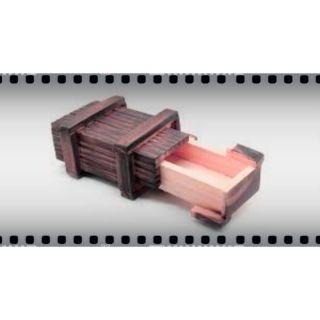 Hộp gỗ trí tuệ nhật bản – phát triển tư duy