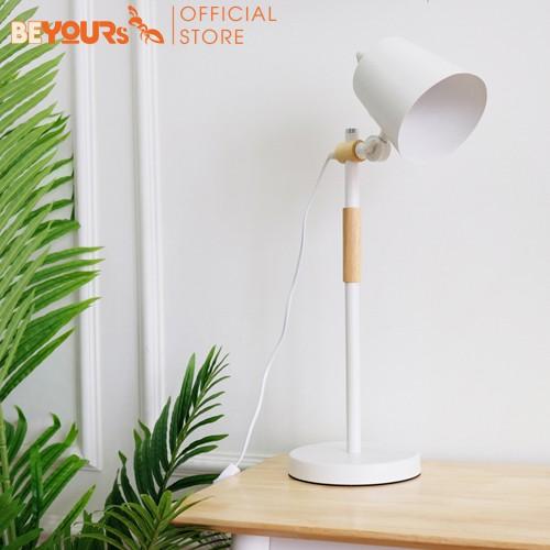 [Mã NOIT10BE9 giảm 10% đơn 200k] Đèn Để Bàn Làm Việc BEYOURs A Chin Lamp Nội Thất Kiểu Hàn Lắp Ráp