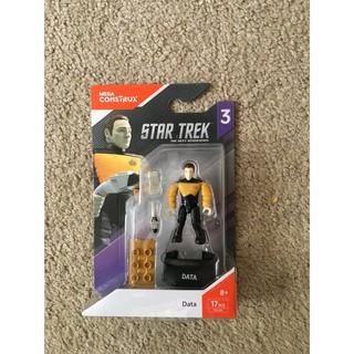 Mega Bloks/Construx đồ chơi Star Trek DATA.