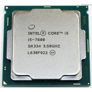 CPU I5 7600 Giá chỉ 4.500.000₫