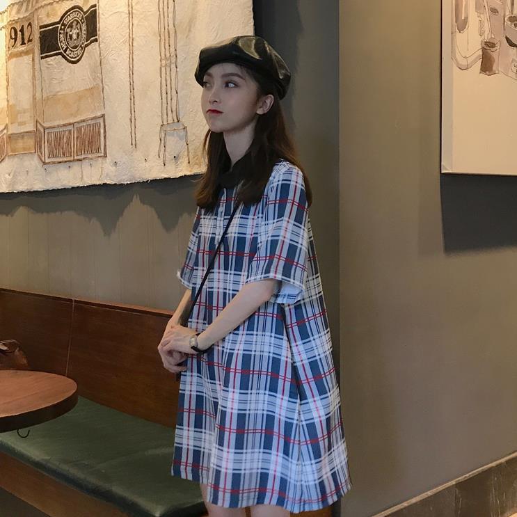 đầm nữ tay dài kiểu dáng retro thời trang phong cách hàn quốc - 22033928 , 2805493956 , 322_2805493956 , 308800 , dam-nu-tay-dai-kieu-dang-retro-thoi-trang-phong-cach-han-quoc-322_2805493956 , shopee.vn , đầm nữ tay dài kiểu dáng retro thời trang phong cách hàn quốc