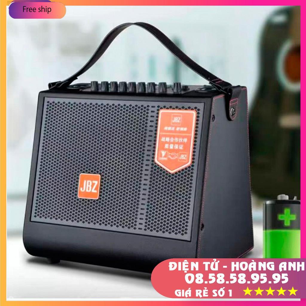 "Loa JBZ 0616 / 0815 / 0816 / 0615 ""loa kéo mini"" tích hợp karaoke livestream thu âm bass trầm cực hay"