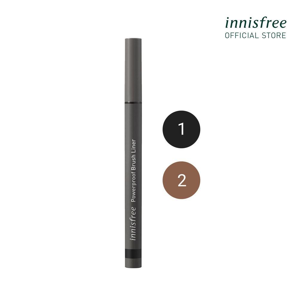 Bút kẻ mắt chống thấm nước innisfree Powerproof Pen Liner 0.6g