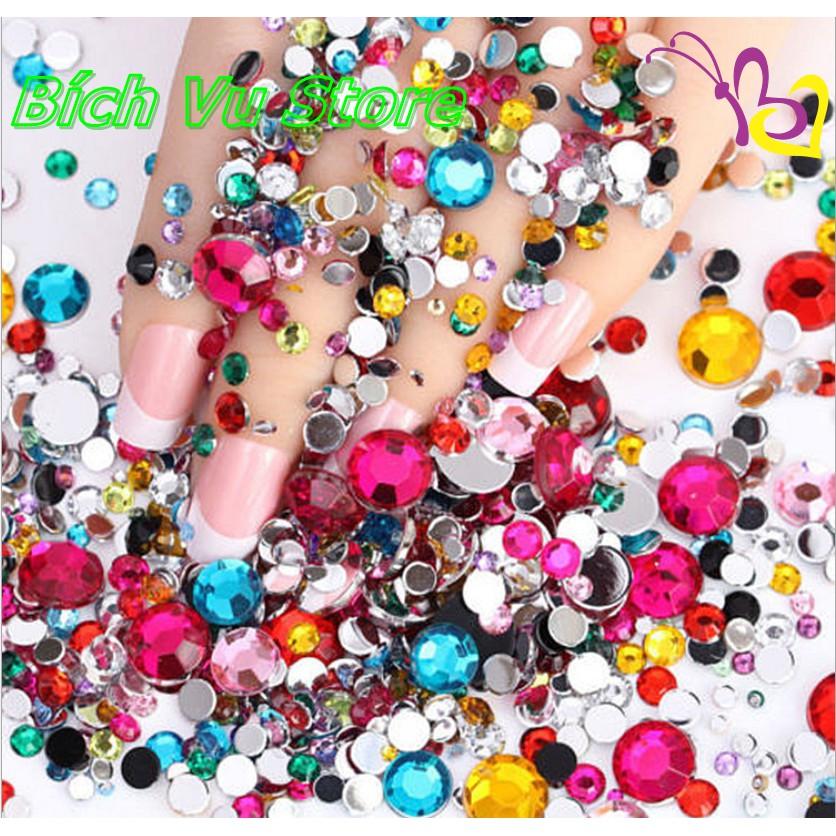 20 viên đá lớn size SS30 (kích thước: 6.3mm x 6.5mm) - 2672044 , 1064578325 , 322_1064578325 , 22400 , 20-vien-da-lon-size-SS30-kich-thuoc-6.3mm-x-6.5mm-322_1064578325 , shopee.vn , 20 viên đá lớn size SS30 (kích thước: 6.3mm x 6.5mm)