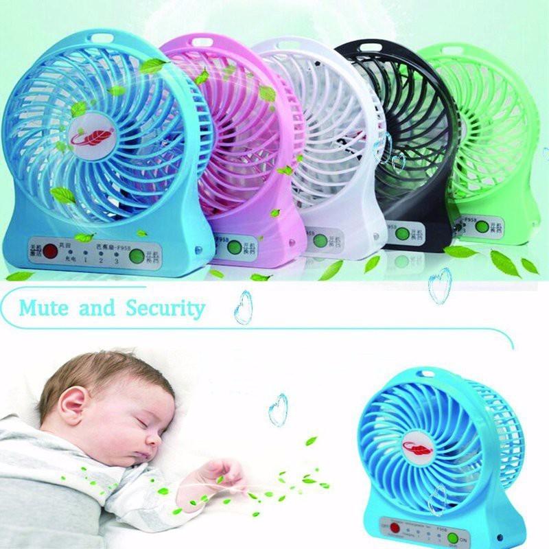 Quạt điều hòa Quạt mini fan xài pin sạc tích điện - 2557569 , 792076102 , 322_792076102 , 45000 , Quat-dieu-hoa-Quat-mini-fan-xai-pin-sac-tich-dien-322_792076102 , shopee.vn , Quạt điều hòa Quạt mini fan xài pin sạc tích điện