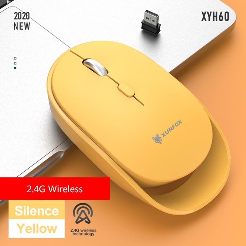 Chuột Kok The New 2.4ghz Bluetooth Không Dây 3 Gear 1600 Dpi Pc Laptop