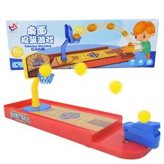 Bộ đồ chơi bóng rổ mini rèn luyện kỹ năng thể thao cho bé
