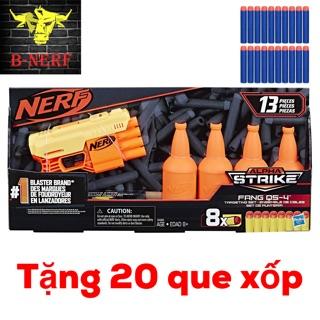 Đồ chơi Nerf Alpha FANG QS-4
