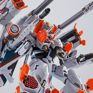 DX Chogokin Armored Part Set for VF-31S Siegfried (Arad Moelders Machine)