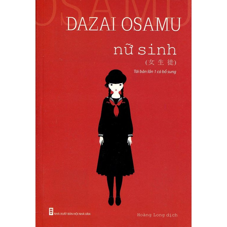 Sách - Nữ sinh - Dazai Osamu