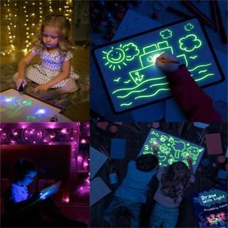 đồ chơi sáng tạo bảng vẽ dạ quang cho bé