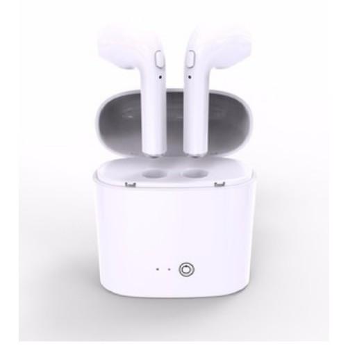 Tai Nghe Bluetooth I7SS Nghe 2 Tai - Bass Siêu Ấm