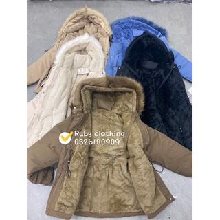 Áo khoác Parka nữ Quảng Châu Loại 1 thumbnail