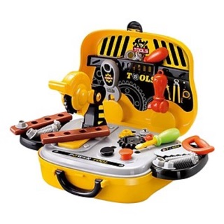 Bộ đồ chơi dụng cụ sửa chữa cơ khí