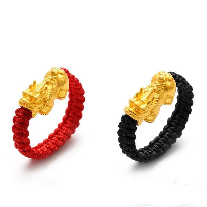 ANCARAT - Nhẫn Handmade Tỳ Hưu Thiên Lộc -TH03