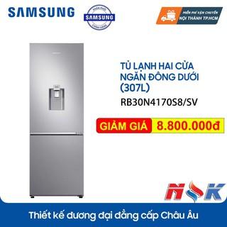 Tủ lạnh Samsung Inverter RB30N4170S8 (307 lít)