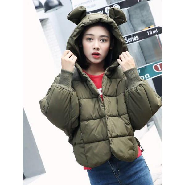 áo khoác phao tai gấu cực cute hàng chuẩn quảng châu - 3255538 , 626379786 , 322_626379786 , 590000 , ao-khoac-phao-tai-gau-cuc-cute-hang-chuan-quang-chau-322_626379786 , shopee.vn , áo khoác phao tai gấu cực cute hàng chuẩn quảng châu