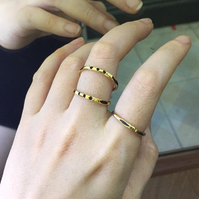 Nhẫn lông đuôi voi vàng 10k nmj - 3323304 , 1105473417 , 322_1105473417 , 349000 , Nhan-long-duoi-voi-vang-10k-nmj-322_1105473417 , shopee.vn , Nhẫn lông đuôi voi vàng 10k nmj