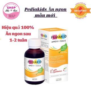 Pediakid Appéstit Tonus - Siro kích thích ăn ngon - Pháp 125ml - Viên uống hỗ trợ ăn ngon , tiêu hóa tốt, hấp thụ tốt thumbnail
