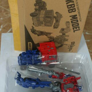 Robot biến hình Optimus prime 4