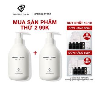 Sữa rửa mặt Perfect Diary Axit amin 200ml