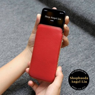 [ DA BÒ THẬT 100% – Bảo Hành Trọn Đời SP ] Bao da iphone x , Bao Da IPhone X , ip x , IP X