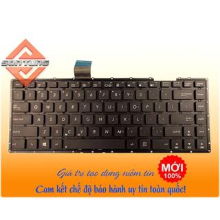 Bàn Phím Laptop Asus X401 X401A X401U X401E S401A S401U hàng nhập khẩu thumbnail