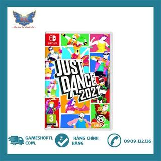 [Mã 157ELSALE hoàn 7% đơn 300K] Game Just Dance 2021 - Nintendo Switch thumbnail