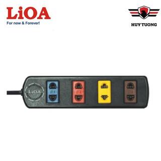 Ổ cắm điện đa năng Lioa – Huy Tưởng
