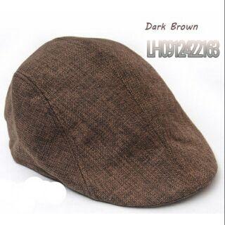 Nón berenam nữ. mũ bere nam nữ thời trang Châu Âu.