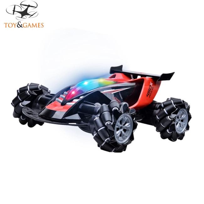 1/10 Children Toys Remote Control Car Climbing Car 360 Degree Stunt High Speed Drift Car