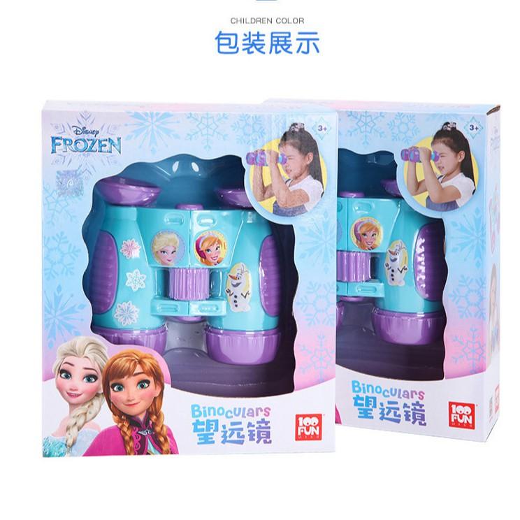 Disney Ống nhòm Hd cao cấp kiểu Frozen 2 dễ thương cho bé